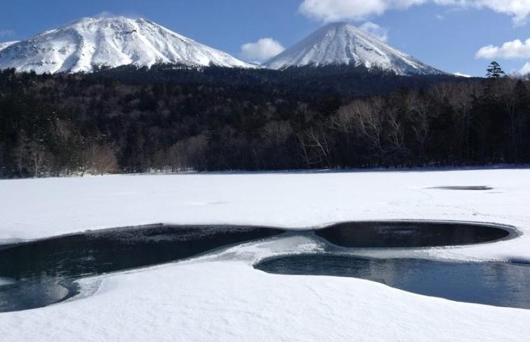 オンネトーハイキング(冬季) | TSURUGAアドベンチャーベース【SIRI】