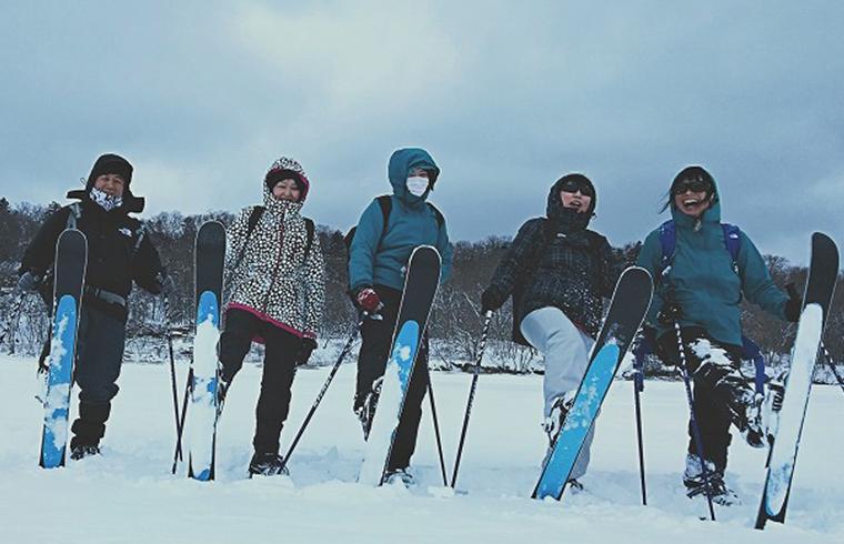不思議の森へご招待 プレミアムツアー(冬季) | TSURUGAアドベンチャーベース【SIRI】