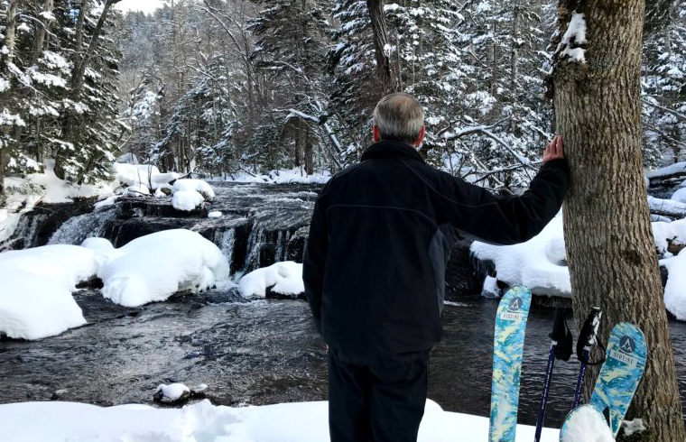 湖北の森アドベンチャー プレミアムツアー(冬季) | TSURUGAアドベンチャーベース【SIRI】